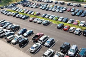 Bãi gửi xe ô tô quận 2