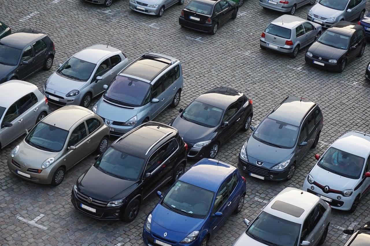 Bãi gửi xe ô tô quận 9