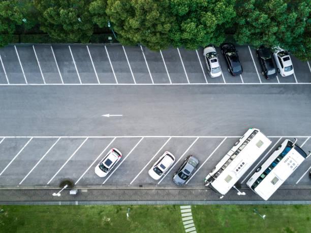 bãi gửi xe ô tô ở siêu thị quận Bình Thạnh